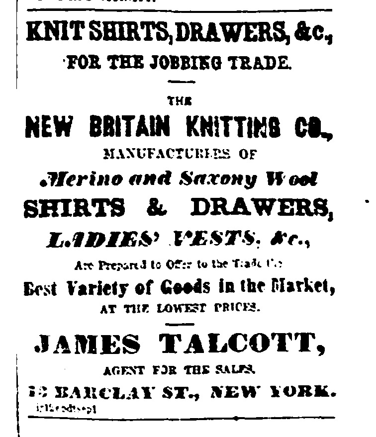 Evening Post August 24th, 1860